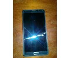 Samsung Note 4 con 10 Fundas