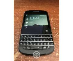 Blackberry Q10 telcel