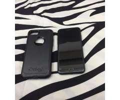 iPhone 7 Negro Mate