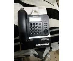Vendo Telefono Panasonic Kxts520lx