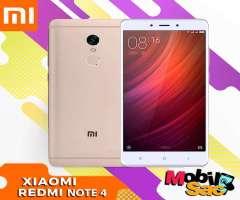 Xiaomi Redmi Note 4 64GB 4G Dorado//Nuevos Libres En Caja/Tienda Fisica