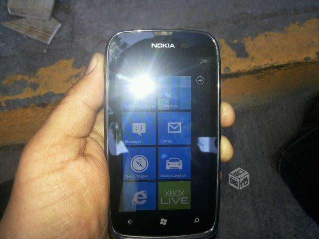 Nokia lumia 610, Región Metropolitana