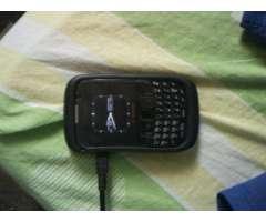 Blackberry 8520 liberado Buen Estado