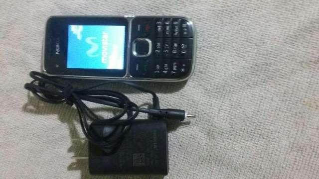 Vendo Nokia C2 en Perfecto Estado.
