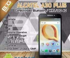 Oferta Alcatel A30 Plus 4g Android 7.0