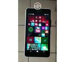 Celular nokia Lumia 640XL Movistar
