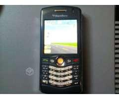 Blackberry 8120, V Valparaíso