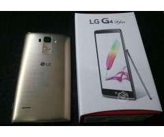 Celular LG G 4 stylus, XIV Los Ríos