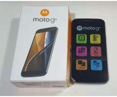 Oferta! Motorola G4 en Caja Completa.