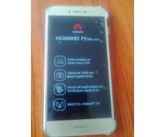 Vendo Huawei P9 Lite 2017 Dorado