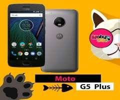 Moto G5 Plus 4G 5.2 32GB //Nuevos Libres De Fabrica Con Garantia de Tienda