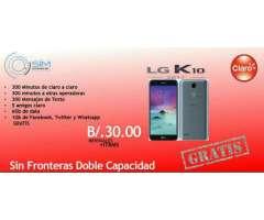 Telefono Celular Lg K10