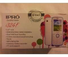 Celular Ipro  I324f Doble Sim