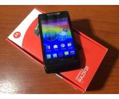 Motorola Razr D1 Android 3g Libre Wifi Tv 4gb Radio Fm