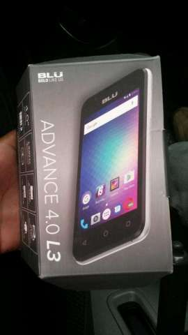 Blu Avance 4.0 L3 Nuevos