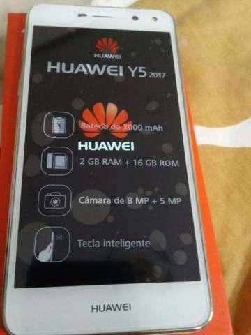Huawei Y52 2017 Nuevo de Paqueta