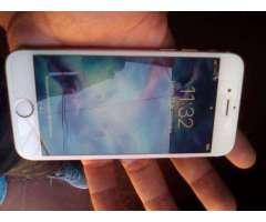 iPhone 6S Liberado con Detalle