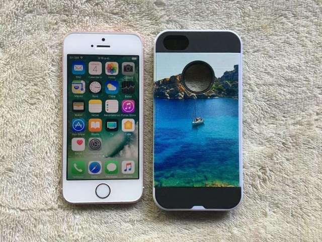 Vendo en Sm . iPhone 5se No Activado
