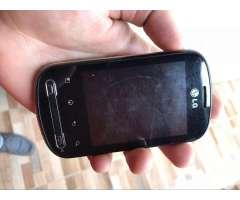 Lg Optimus Tactil 3G