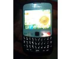 Vendo Blackberry Curve 8520