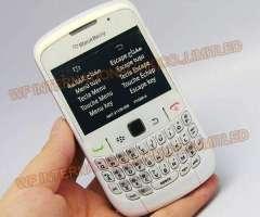 BlackBerry Curve 8520 Negociable.