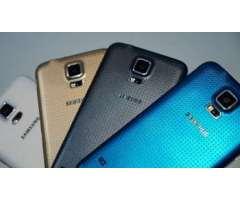Samsung Galaxy S5 Varios colores, Desbloqueados Internacionales con todo n01