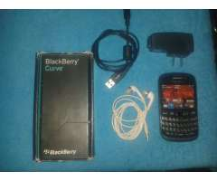 Blackberry Curve 9320 con Whatsapp