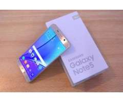 Samsun galaxy Note 5 32gb factory unlock BLanco, Negro Y Gold 4g LTE t02