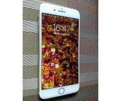 iPhone 7 Plus 128 Gb Dorado. Impecable