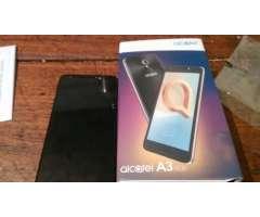 Celular Alcatel A3 Plus