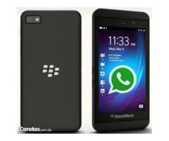 BlackBerry Z10 Liberado