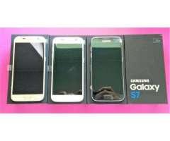 Samsung Galaxy S7 Libres y Nuevos en caja