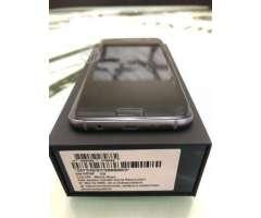 Samsung Galaxy S7 Edge Black Onyx Nuevo