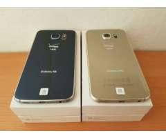 samsung galaxy s6 blanco , azul y gold desbloqueado n01