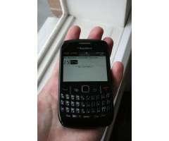 vendo blackberry 8520 leer