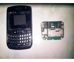 Blackberry 8900 Javelin Targeta,carcasa