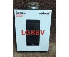 LG K8V Vesrizon