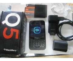 BlackBerry Q5 tactil malo