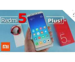 XIAOMI REDMI 5 PLUS 5,99`` 3GB 32GB 16Mpi