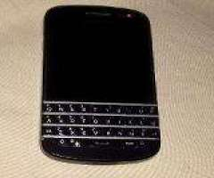vendo blackberry q10