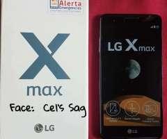 Lg X Max Nuevos a Estrenar. Acepto Celular Y Plata. Mandar Whatsapp