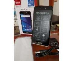 Telefono Blu Advance 5.2 HD . Completamente NUEVO. 19.000.000 BS