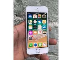 iPhone SE de 16Gb Silver ojo no es 5s es SE