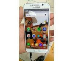 Samsung Galaxy S6 64gb ( 9.5 de 10)s/580