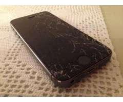IPhone 6 16 gb táctil trizado