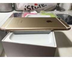 Iphone 6 de 64gb Gold. Liberado de fabrica. Unica dueña!!!