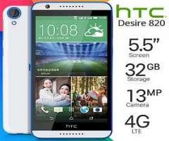 HTC Desire 820 Dual Sim, 32GB, 13MP, 2GB RAM, Octa core, 5.5 Pulgadas ¡¡NUEVOS DE P...