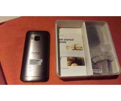 HTC One M9 negro 32GB