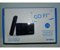 INTERNET LTE 4G MIFI ALCATELLUCENT 4G LTE 150Mbps Descarga NUEVO