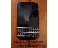 Blackberry Q10 Para Repuesto Lea Lea Descripcion